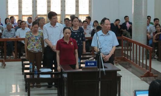 Cựu sếp Sở Nông nghiệp Hà Nội lĩnh 12 năm tù