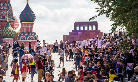 'Ăn theo' World Cup: Nhà trọ bình dân Nga giá 'trên trời'