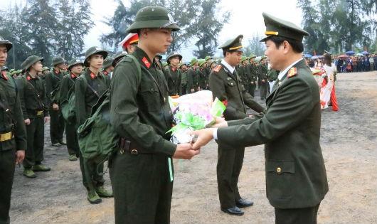 Dự kiến các trường hợp kéo dài thời gian tại ngũ của chiến sĩ nghĩa vụ