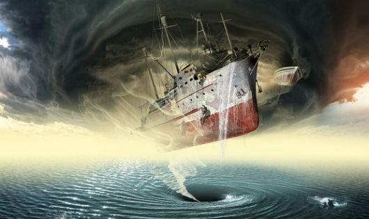 """Giải mã """"tam giác rồng"""" nơi nhiều con tàu ngang qua mãi mãi không về"""