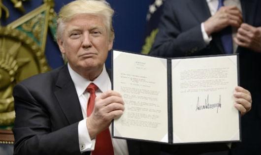 Thắng lợi pháp lý đầu tiên từ khi nhậm chức của Tổng thống Trump