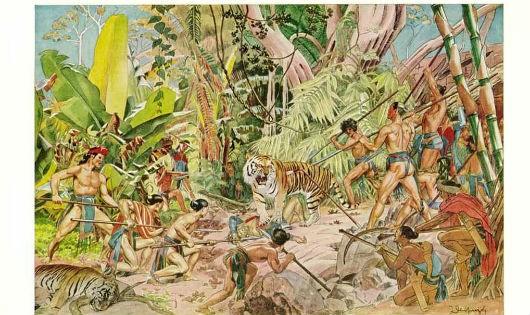 Văn hóa khai thác rừng của người Xtiêng
