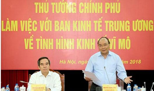 Thủ tướng Nguyễn Xuân Phúc: Cần tìm một không gian, động lực phát triển mới