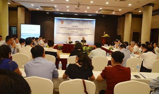 Triển vọng số hóa hoạt động công chứng ở Việt Nam