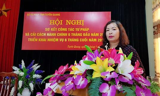 Tuyên Quang: Đẩy mạnh cải cách hành chính, cải cách tư pháp