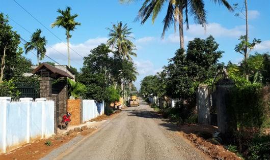 Xây dựng 6 xã đạt chuẩn nông thôn mới phòng chống thiên tai