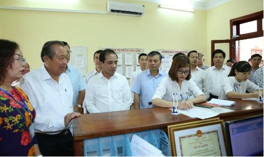 Sở Tư pháp Tuyên Quang: Nâng cao hiệu quả sử dụng dịch vụ công trực tuyến cấp độ 3, cấp độ 4