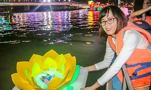 Cần Thơ: Lung linh Ngày hội du lịch – Đêm hoa đăng Ninh Kiều 2018