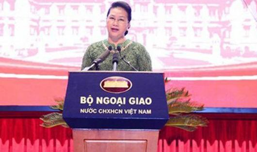 Nâng tầm đối ngoại Quốc hội của Việt Nam