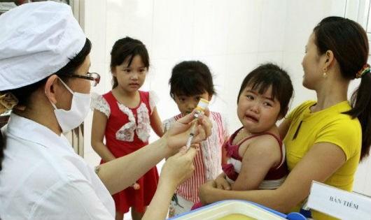 Gia tăng số ca mắc bệnh sởi do trẻ chưa tiêm phòng
