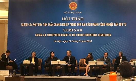 Việt Nam tranh thủ thời cơ 4.0 nỗ lực tăng trưởng bền vững