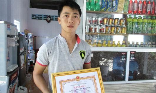Anh Đồng Đen - gương sáng từ thiện ở vùng quê nghèo