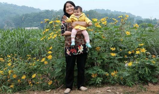 """TS Ngô Kiều Oanh, bà chủ Ba Vì Homestead: """"Tiến sĩ lội ruộng"""" phát triển mô hình du lịch đặc biệt"""
