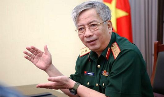'Đối ngoại quốc phòng là mặt trận bảo vệ Tổ quốc bằng biện pháp hòa bình'