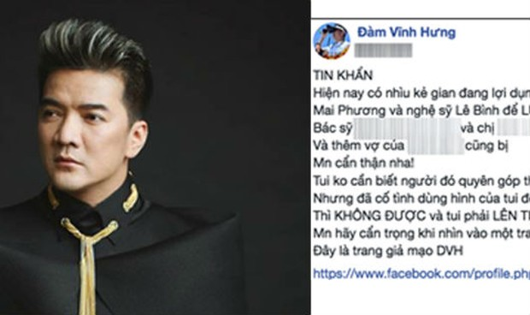 Bị facebook giả mạo bôi nhọ, lợi dụng, 'sao' Việt nên nhờ đến pháp luật