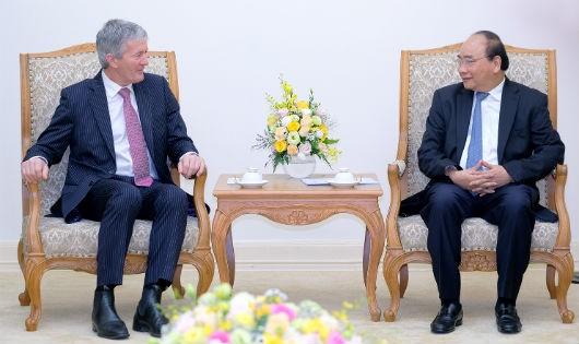 Thủ tướng đề nghị New Zealand thúc đẩy hợp tác thương mại và đầu tư
