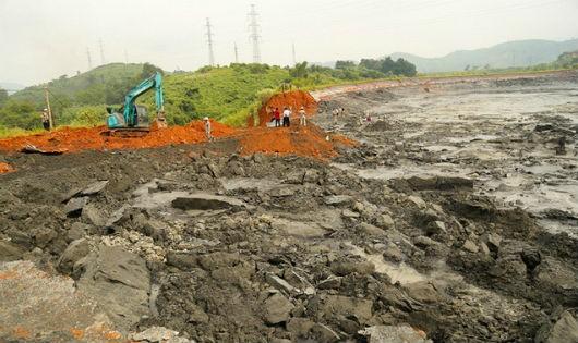 Sự cố vỡ đập chứa chất thải tại Lào Cai: Cảnh báo của Tổng cục Môi trường bị