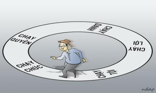 'Bắt bệnh' chạy chức, chạy quyền (Bài 2): Lạm quyền, độc quyền trong bổ nhiệm cán bộ