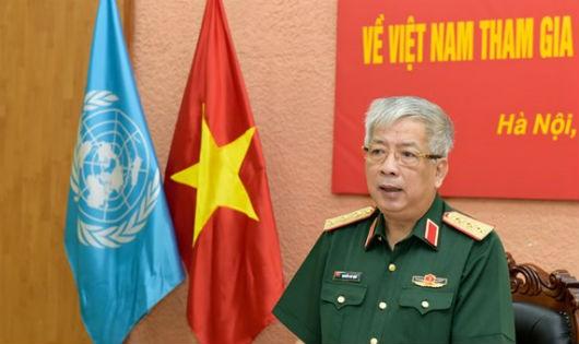 Sứ mệnh hòa bình khẳng định vị thế, khát vọng Việt Nam