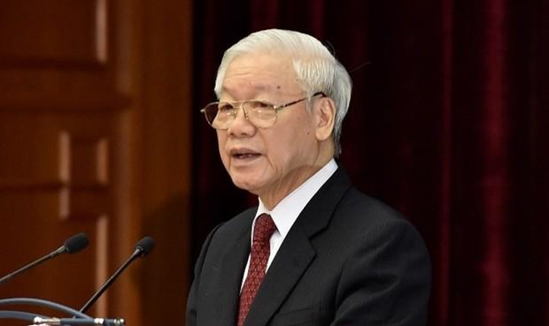 Tổng Bí thư làm Trưởng tiểu ban nhân sự Đại hội Đảng XIII