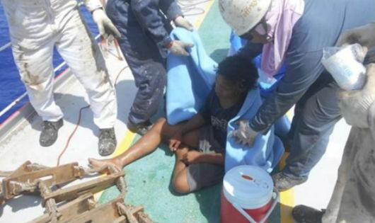 Chàng trai sống sót sau 49 ngày trôi dạt trên biển