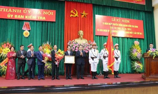 Hà Nội: 75 tổ chức đảng và 1.446 đảng viên bị thi hành kỷ luật