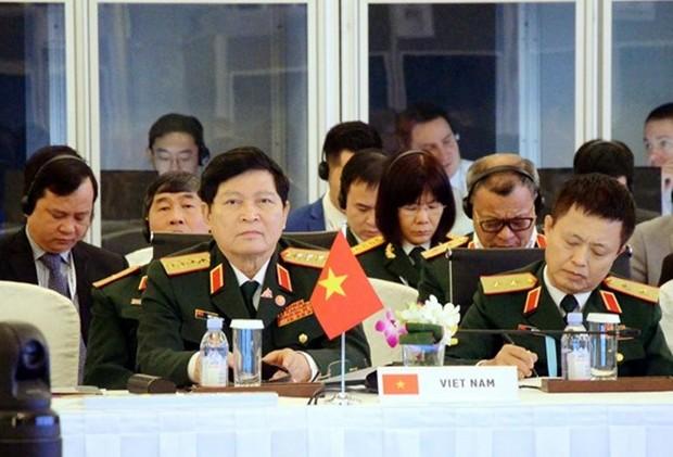 Hợp tác quốc phòng: Duy trì sự đồng thuận, vai trò trung tâm của ASEAN