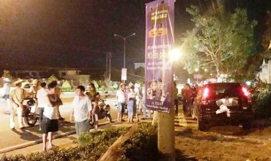 Thượng tá Công an gây TNGT ở Bình Phước: Kiểm tra xem có vi phạm về nồng độ cồn hay không?