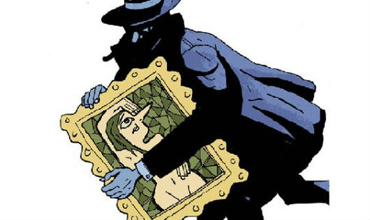 """Thủ phạm """"ôm"""" kho tranh trị giá 900 triệu USD vẫn là ẩn số"""