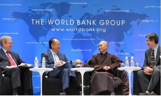 Thiền sư Thích Nhất Hạnh đem chánh niệm vào doanh nghiệp