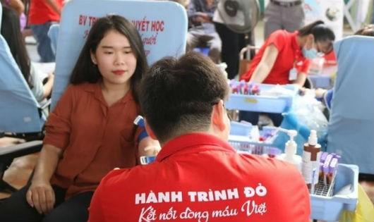TP Hồ Chí Minh: Khan nguồn máu dự trữ cho dịp Tết Nguyên đán 2019