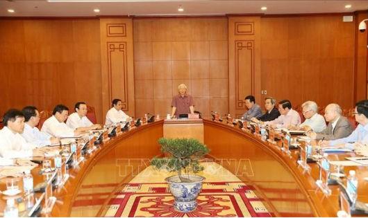 Tổng Bí thư, Chủ tịch nước: Kiên định phải đi liền với đổi mới, sáng tạo
