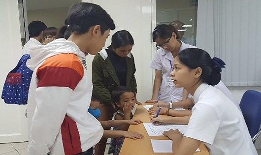 Phẫu thuật miễn phí cho trẻ em bị dị tật bẩm sinh