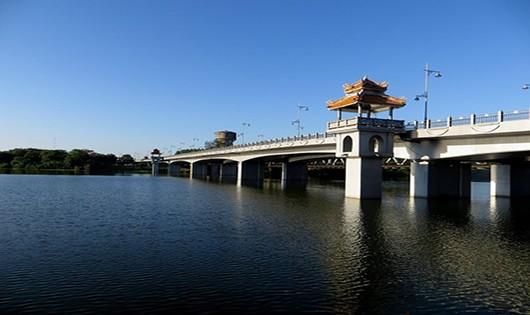 Triển khai dự án điểm đỗ - đậu xe xanh bên sông Hương