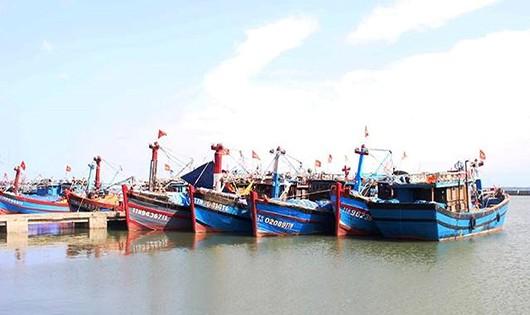 Hơn 16 tỷ đồng hỗ trợ tàu cá hoạt động thủy sản trên các vùng biển xa
