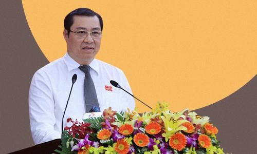 Chủ tịch Đà Nẵng Huỳnh Đức Thơ trấn an cán bộ, công chức