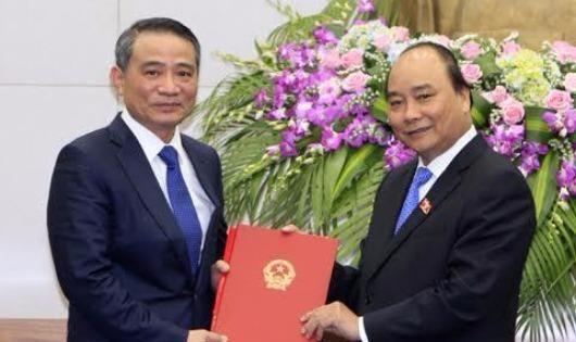 Bộ trưởng Trương Quang Nghĩa làm Bí thư Đà Nẵng thay ông Nguyễn Xuân Anh
