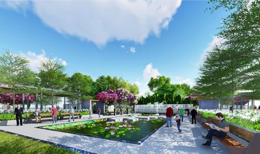 GAIA chuẩn bị mở bán Khu Đô thị Kim Long City- Khu E
