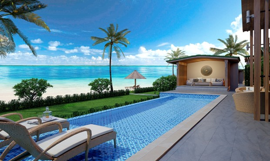 Công ty Bất động sản VIP mở bán Movenpick Cam Ranh Resort tại Hà Nội & Hồ Chí Minh