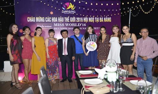 Hội ngộ của các hoa hậu thế giới 2016 tại Đà Nẵng