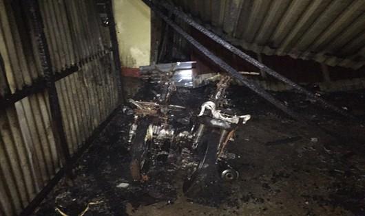 Bé gái 5 tuổi thiệt mạng trong ngôi nhà cháy
