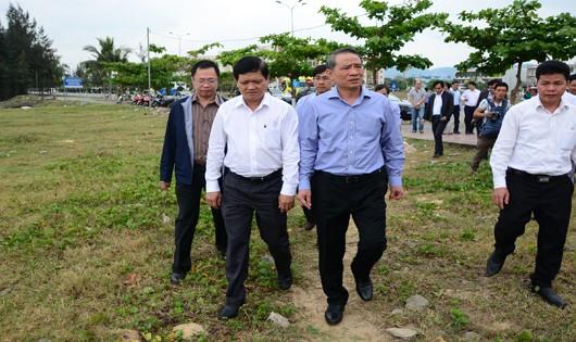 Đà Nẵng sẽ cho triển khai lại dự án Nam Ô