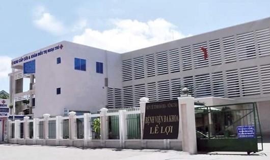 Ai dung túng sai phạm tại Bệnh viện Lê Lợi Vũng Tàu?