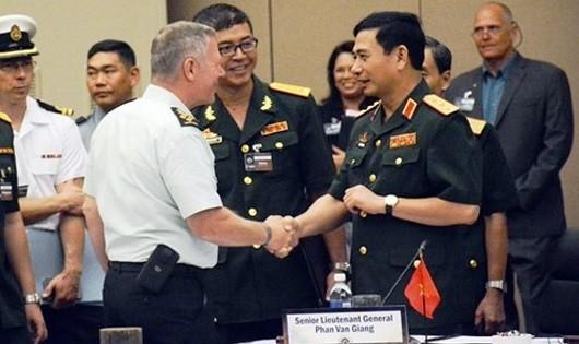 Bộ Tổng tham mưu QĐND Việt Nam 72 năm luôn hoàn thành xuất sắc nhiệm vụ