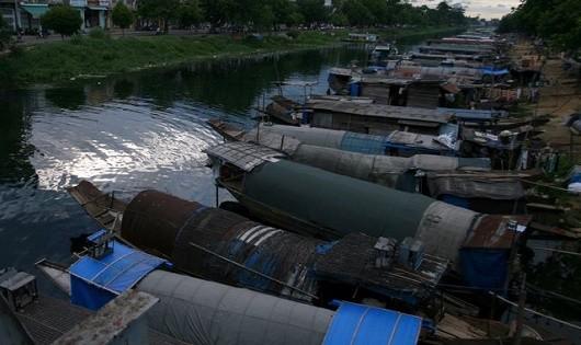 Ước mơ lên bờ của xóm vạn đò cuối cùng ở Huế