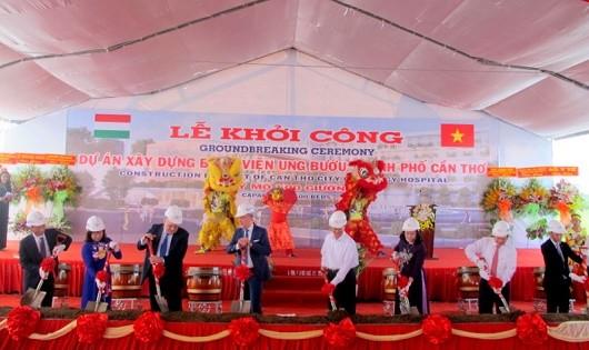 Giải quyết nỗi lo cho  bệnh nhân ung bướu tại Đồng bằng sông Cửu Long