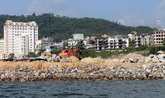 Quảng Ninh: Đổi đất để làm đường bao biển Hạ Long - Cẩm Phả
