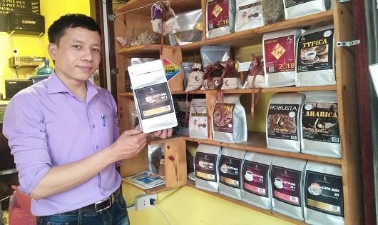 """Giám đốc nhãn hàng """"Rain coffee"""": Khát vọng gây dựng """"cơn mưa"""" cà phê sạch"""