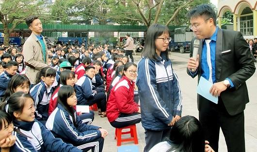 Tăng cường phổ biến pháp luật cho thanh, thiếu niên