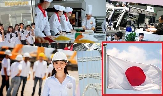 Nhật Bản gia tăng nhu cầu  lực lượng lao động nước ngoài